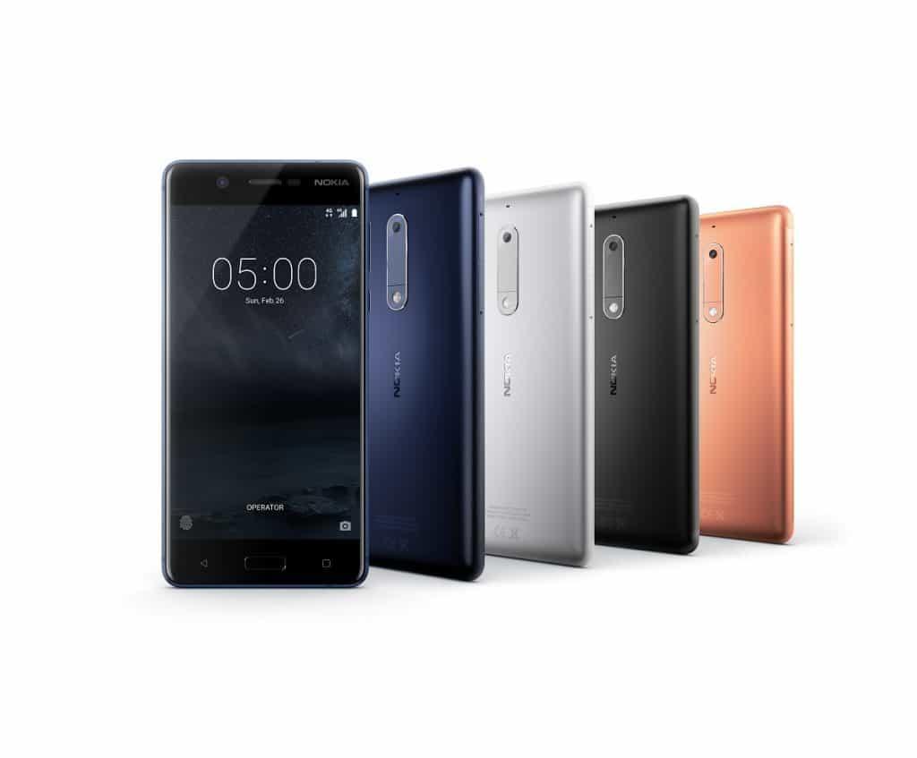 Nokia 5 in Romania