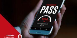 Vodafone Trafic social media
