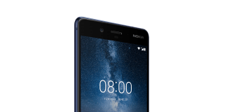 Nokia 8 Tempered Blue 1