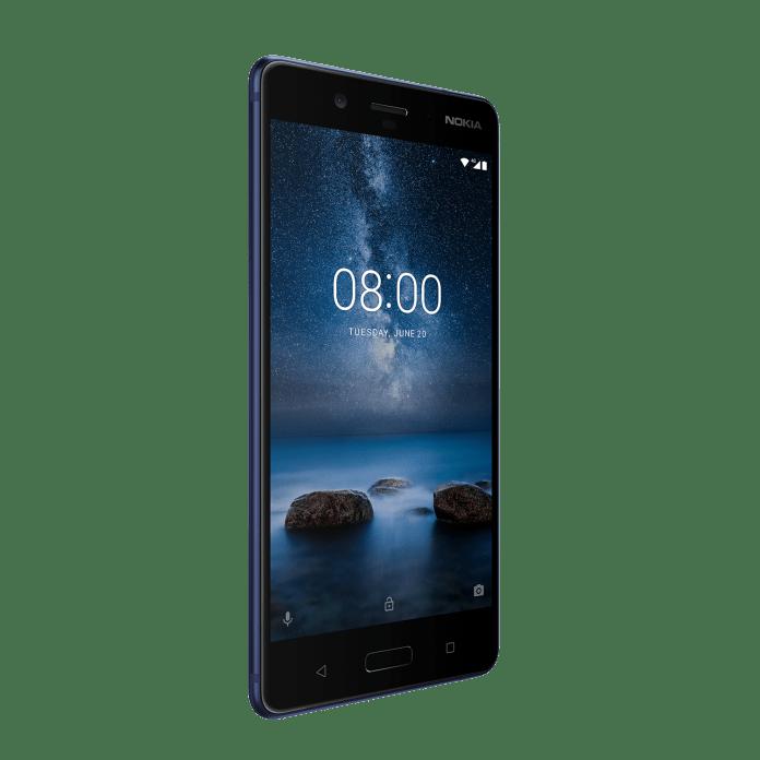 Nokia 8 Tempered Blue 1
