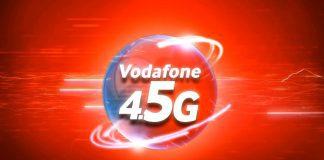 Vodafone 4.5G