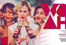 Woah coca cola