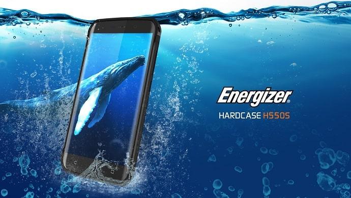 Energizer - HARDCASE H550S