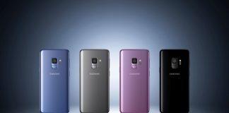 Samsung S9 culori