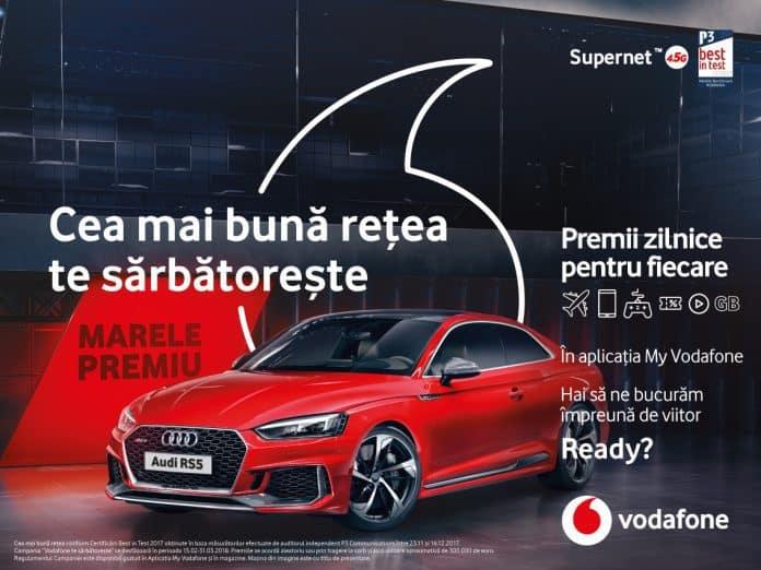 Vodafone te sarbatoreste