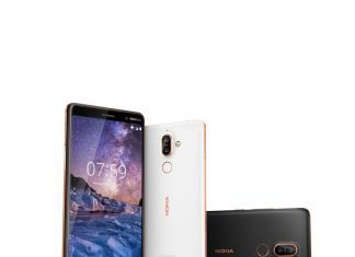 Nokia 7 plus family
