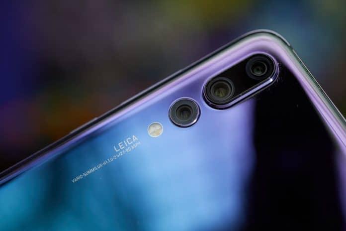 Huawei P20 Pro_sistem triple camera