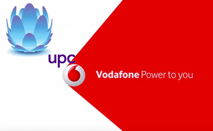 Vodafone cumpara UPC
