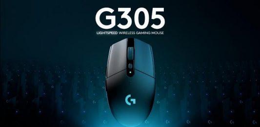 Logitech G G305 Mouse
