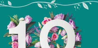 buchete de flori -10 ani Floria.ro