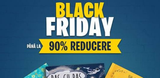 black friday la cărți